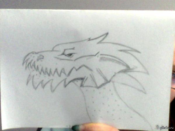 пятница =Д для тебя, мой единственный подписчик, мой пятничный рабочий дракон. Я знаю, что ты любишь драконов. качество вебки =Д