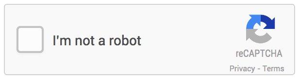 Новая капча х) Гугл сделал новую reCAPTCHA. Чтобы подтвердить, что вы человек, надо просто кликнуть по четбоксу
