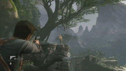 Наверное лучший момент на презентации Uncharted 4
