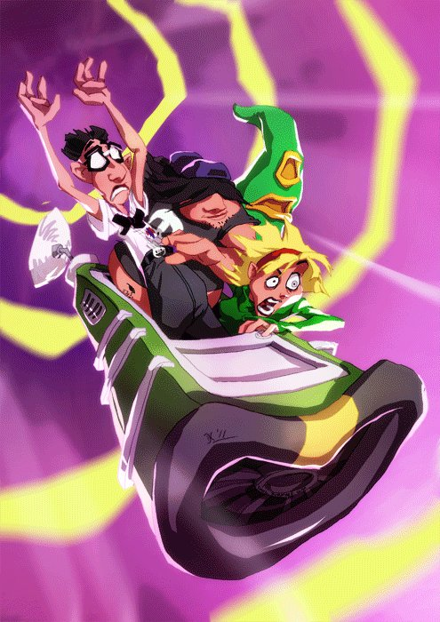 В честь недели ностальгии по играм Day of the Tentacle