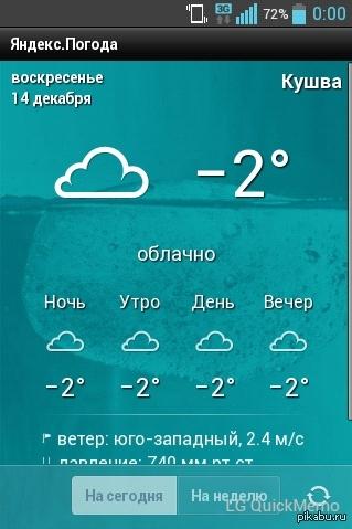 Суровая уральская зима Как бы под новый год зонтик не поишлось доставать