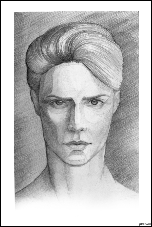 Рисунок карандашом, самоучка Решила самостоятельно изучать академический рисунок в свободное время, первые результаты этого труда.