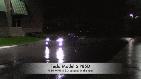 Быстрый старт Tesla Model S