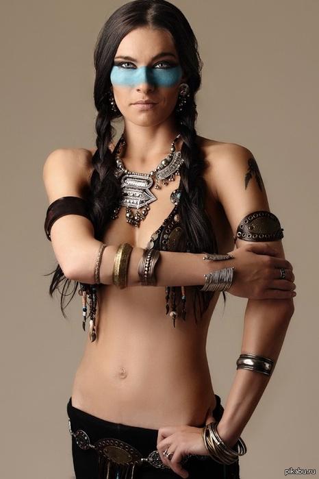 Индейские секси
