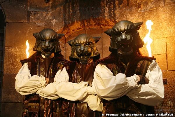 Мастера из Форта Боярд Вспомнил этих мастеров, производивших впечатление своим спокойствием и невозмутимостью