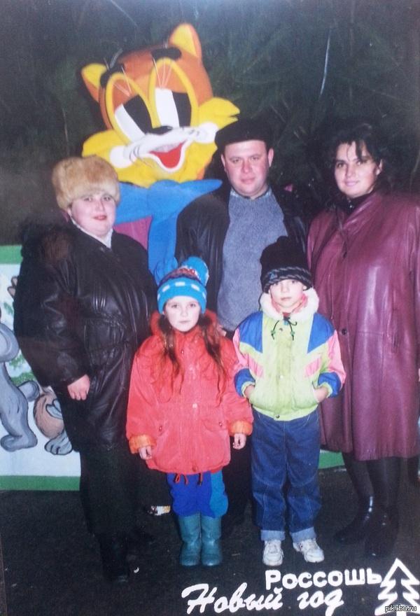 """Это были лихие двухтысячные, родители нас одевали как могли В ответ на пост <a href=""""http://pikabu.ru/story/yeto_byili_90e_devochki_odevalis_kak_mogli_3114367"""">http://pikabu.ru/story/_3114367</a>"""