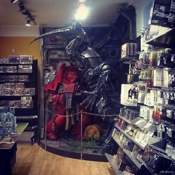 Магазин в Копенгагене. это прекрасно!