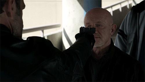 Тревор из ГТА 5 огребает от Майка Сериал: Лучше звони Соулу (спин-офф Во все тяжкие)