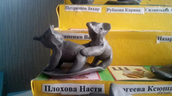 """""""Мишки"""" В Оренбурге растут прекрасные дети)"""