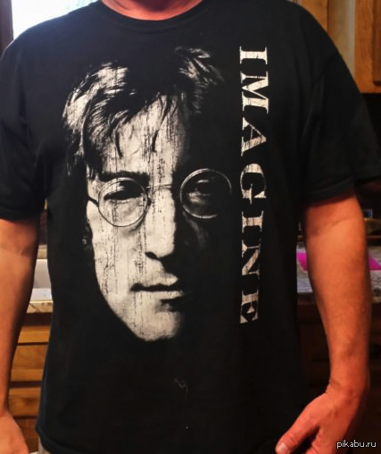 Девушка на улице сказала, что ей нравится моя футболка с Гарри Поттером....