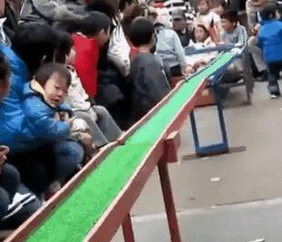 Необычный поезд ...из морских свинок))