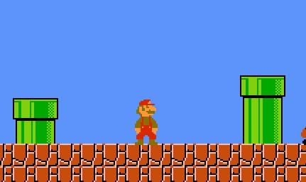 Марио четкий Приседает не отрывая пятки.