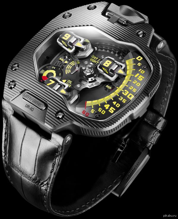 Часы фирмы urwerk Кто нибудь знает где заказать копию?