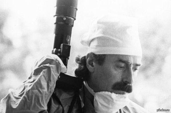 """Погиб \""""Главный фотограф Чернобыля\"""" 11 июня 2015 В ДТП погиб украинский фотограф Игорь Костин, который первый сделал снимки после взрыва на Чернобыльской АЭС. Почтим память этого смелого человека."""