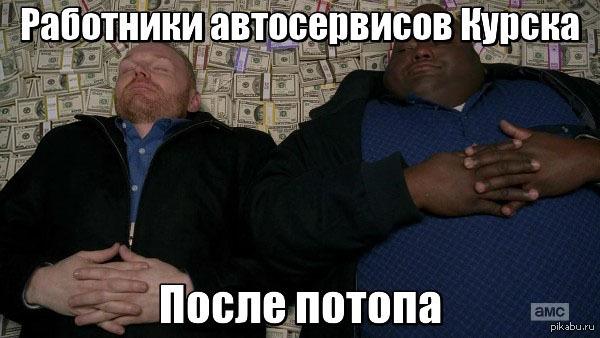 Автосервисы Курска