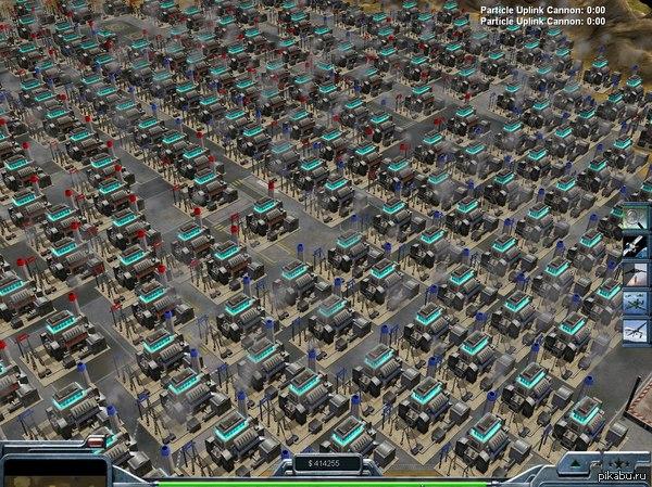 Скука она такая В среднем потрeбление энергии базы не превышает 300. Вот так выглядят 17 тысяч энергии при нужде в 150. . . (еще пара скринов в комментах)