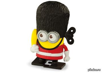 Очень нужна такая игрушка из МакДональдса, кто может продать? Москва, заплачу двойную-тройную цену при личной встрече, поднимите вверх пожалуйста, комментарий для минусов внутри.
