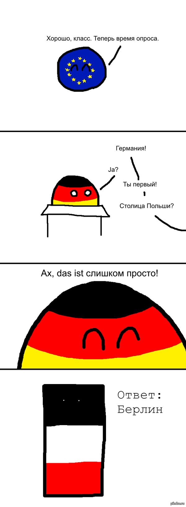 Столица Польши?