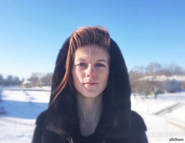 Одичалая А вообще, это исконно русская девушка, безумно похожая на Игритт