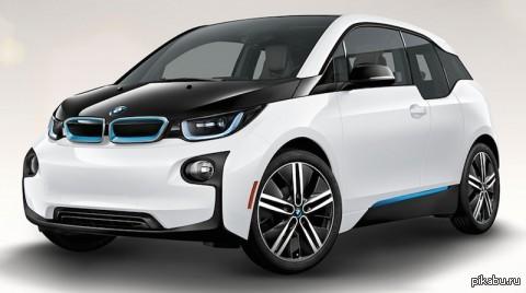 Apple и BMW хотят создать электромобиль. И даже электромобили у Apple заднеприводные