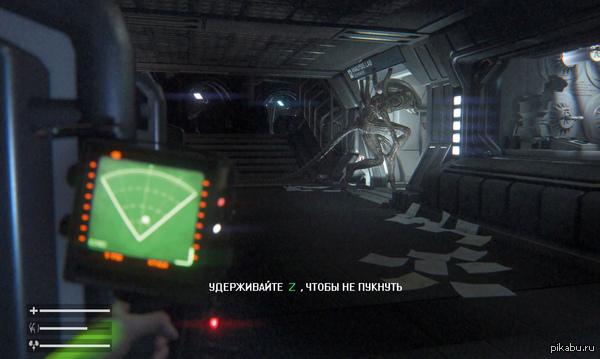 Alien: Isolation (реализм) Более правдивый интерфейс.