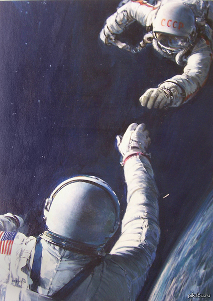 astronaut reaching for the stars - 424×600