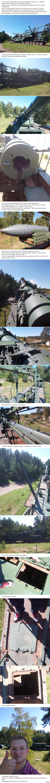 Форт Красная горка, и то что осталось от бронепоездов. Часть 2.2 ТМ-3-12 Как и обещал 2 часть:) приятного просмотра  П.С. я опять снаряд назвал патроном :(