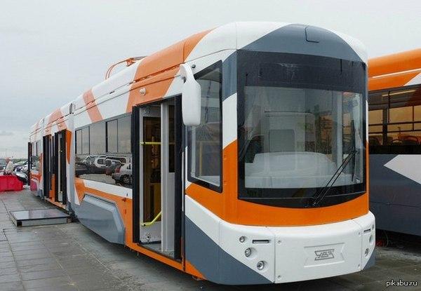 В Екатеринбурге начались испытания новейшего трамвая Первый этап испытаний низкопольного трамвая  прошел успешно.  подробности первый коммент