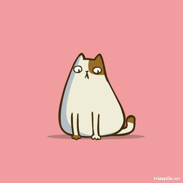 Пятничный Котик №6 Больше котиков на [fridaycat.net](http://fridaycat.net/)