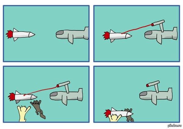 """""""Американцы создадут лазерный противоракетный беспилотник"""" https://nplus1.ru/news/2015/08/19/drone"""