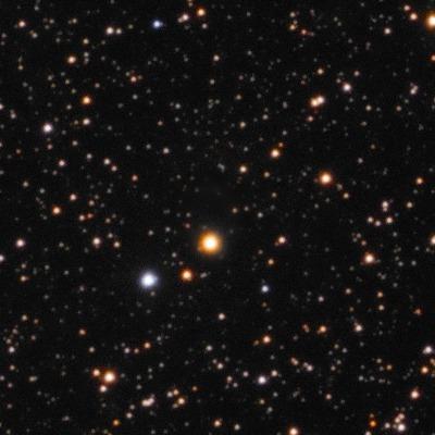 Движение звезды Барнарда за 9 лет (с 2007 по 2015 год) Звезда обладает самой большой скоростью углового перемещения по небесной сфере среди известных звёзд. За 174 года звезда смещается по небесной сфере на 0,5°.
