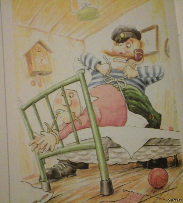 """Остер жжет напалмом) Листал вчера дочкину книжку """"Физика для детей"""" (1994г.), а там...  Поржал, жена обозвала извращенцем, показал на работе, кароч все извращенцы)))"""