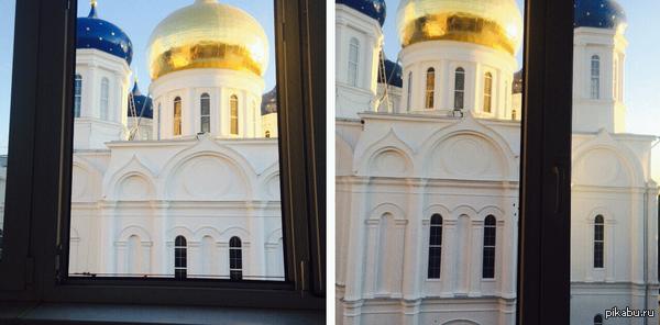 Максимум защиты Отличный вид из окна в Одессе