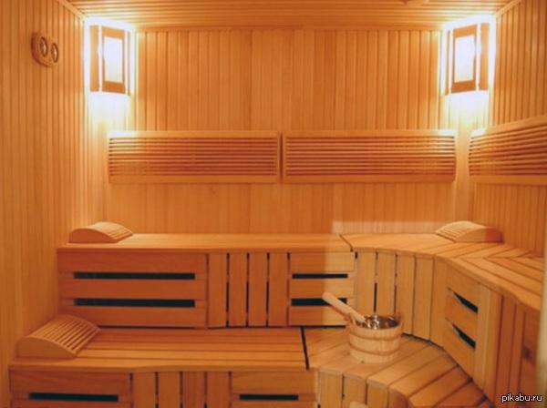 Секрет #001 про баню А Вы знаете, что если пёрнуть в бане, то запаха небудет?)