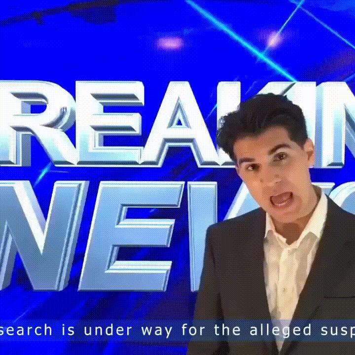 Репортаж с места преступления
