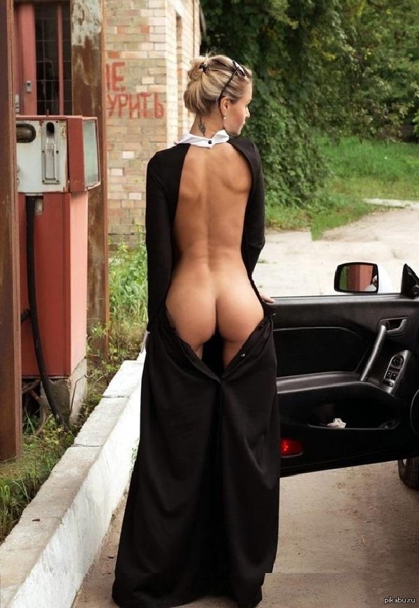 Женщины в платье порно