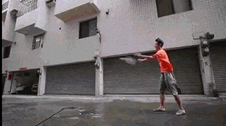 Игра с ветерком=)