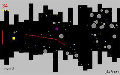 JavaScript игра ReGravy  http://js13kgames.com/entries/regravy Сделал небольшую игрушку для конкурса.  Покритикуйте что ли, а то идей нет уже, как её улучшить можно.