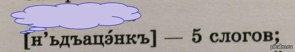 помните ли вы русский язык таким, каким помню его я? 7 класс. Транскрипция какого слова дана?