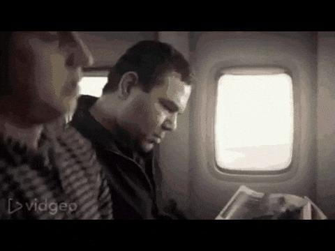 Рэнди Ортон и самолет