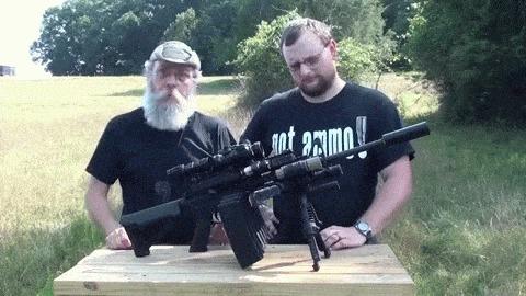 AR-15 в обвесе на случай случайной встречи с ордой зомби THE ULTIMATE AR-15 MALL NINJA TACTICAL ZOMBIE DESTROYER!  (видео внутри)