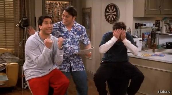 """Тот самый момент, когда ты выиграл/проиграл в лучшую игру в мире!!! ссылка на видео с нарезкой """"игровых"""" сцен из сериала http://truba.com/video/142846/"""