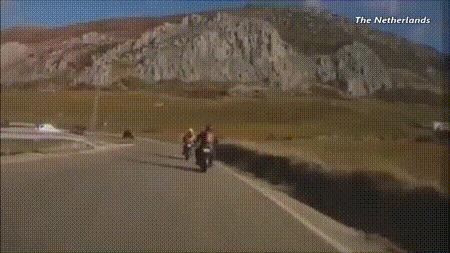 Охотник на мотоциклистов