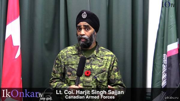 Новый министр обороны Канады герой войны и разведчик