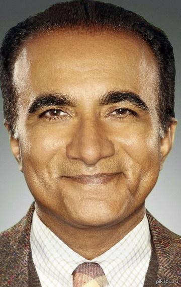 Довольный Икбал Теба просто актер, пакистанец Икбал Теба