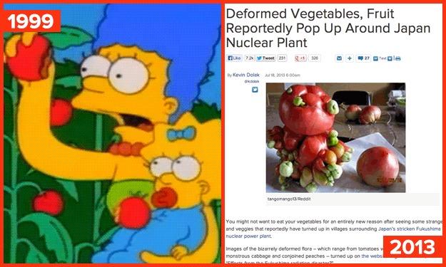"""Те самые помидоры мутанты """"Томако"""" из Симпсонов"""