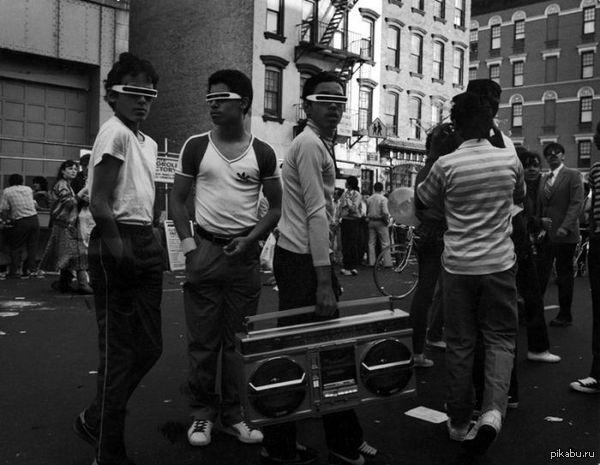 Нью-Йорк, 1970 год.