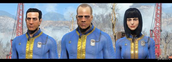 Немного ностальгии по первому Fallout К сожалению 1 в 1 не получилось, ибо редактор малость ограничен