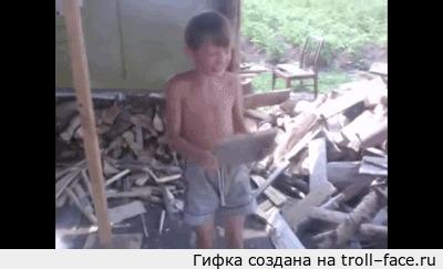 будущий ВДВшник)))