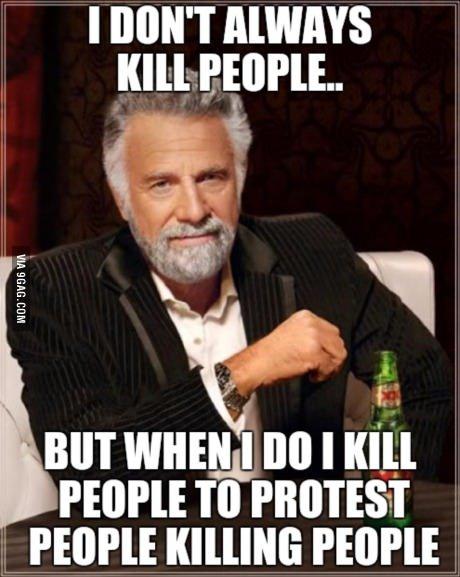 Всё логично 9gag, Убийство, Убийца, Мемы
